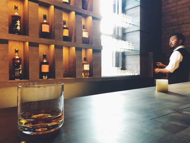 New \'hidden\' Japanese whiskey bar opens above Kado No Mise in North ...