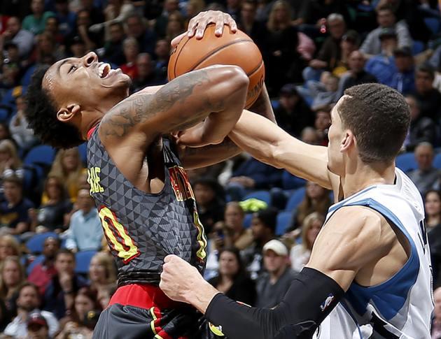 Minnesota Timberwolves look to fix road problems at Atlanta Hawks