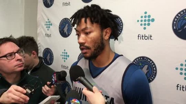 Derrick Rose to critics: 'I don't need your f------ validation'