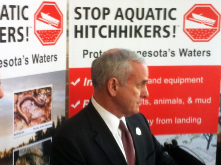 Dayton endorses initiative to fight asian carp other for Minnesota non resident fishing license cost