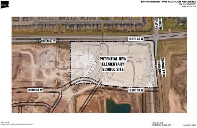 Rosemount-Apple Valley-Eagan picks spot for new elementary school