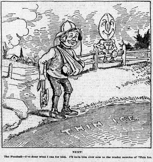 Journal Junior cartoon, Nov. 21, 1903