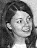 Sheila Hegna in about 1969