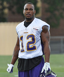 Percy Harvin is happy now.