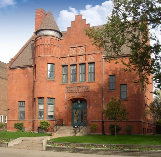Old North Branch Library