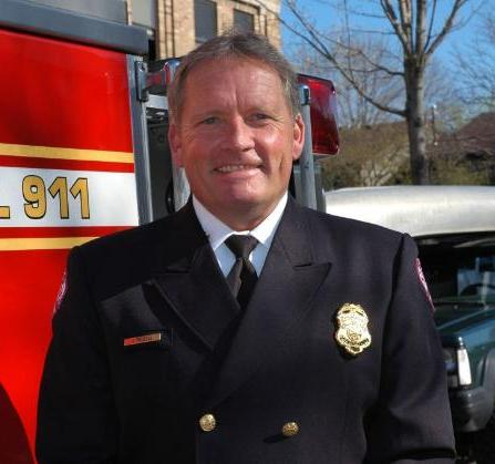 Fire Chief nomineeJohn Fruetel