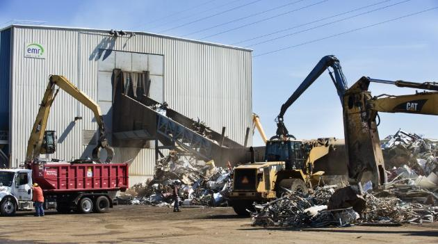 North Side metal shredder    file photo