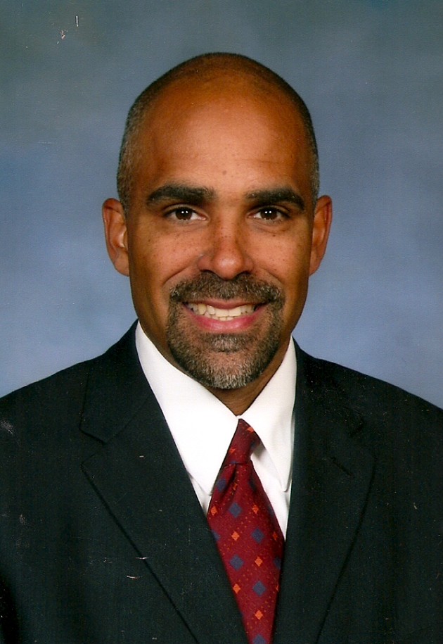 Principal Joe Rossow