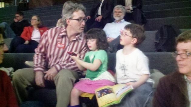 Jeremy, Laila and Gabriel Fink