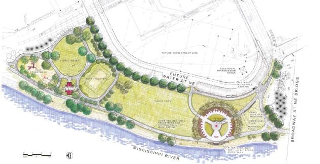 Major federal grant will help remake NE Minneapolis park