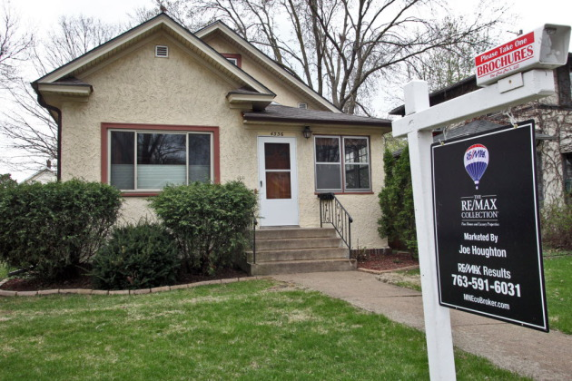 This house in south Minneapolis sold on Sunday just after hitting the market for $9,000 more than the list price. There were three offers and 24 showings.