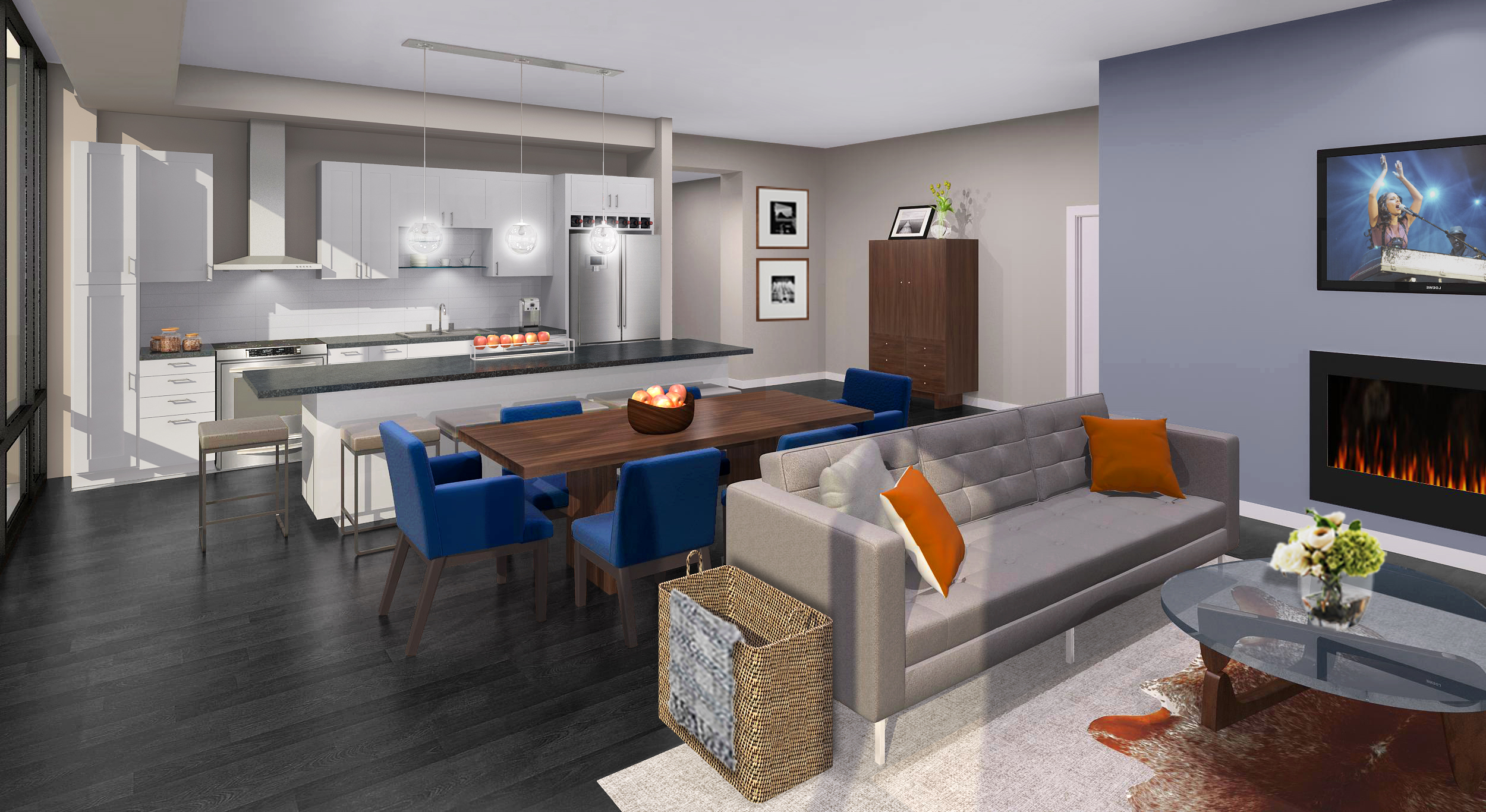 Get A First Look At The Nic On Fifth Luxury Apartments In