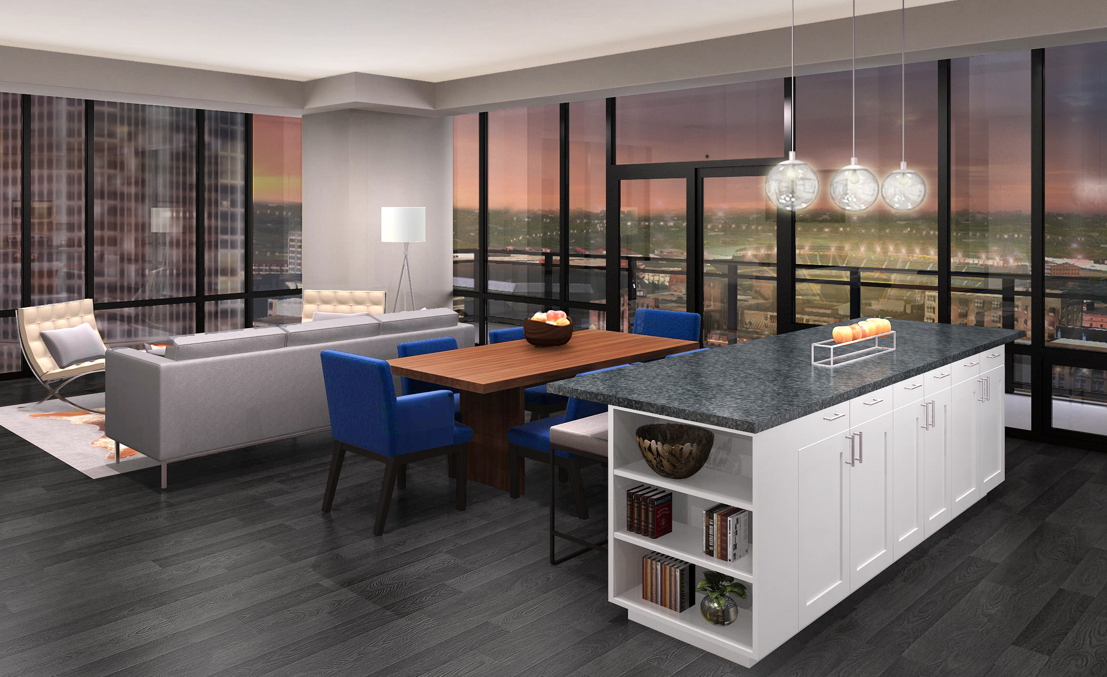 Get A First Look At The Nic On Fifth Luxury Apartments In Downtown Minneapolis Startribune