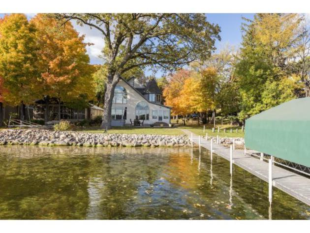 Here's what $1.399 million buyers you in Orono: A 2,415 square-foot house with 60 feet of shoreline along Gideon's Bay. Virginia Lord of Coldwell Banker Burnet has the listing.