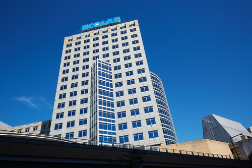 Ecolab's headquarters in St. Paul (Photo provided by Ecolab)