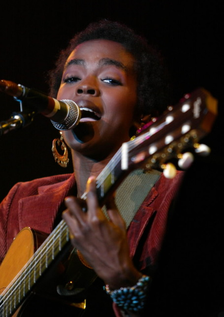 Lauryn Hill was last in town on 2002's Smokin' Grooves Tour. / Photo by Jeff Wheeler, Star Tribune