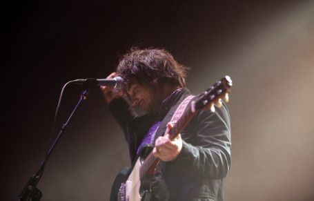 Jeff Tweedy has even more to smile about now than he did at the Roy Wilkins in 2009. / By Kyndell Harkness