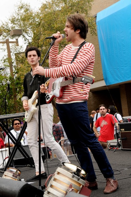 The Vaccines at SXSW. / Photos by Tony Nelson