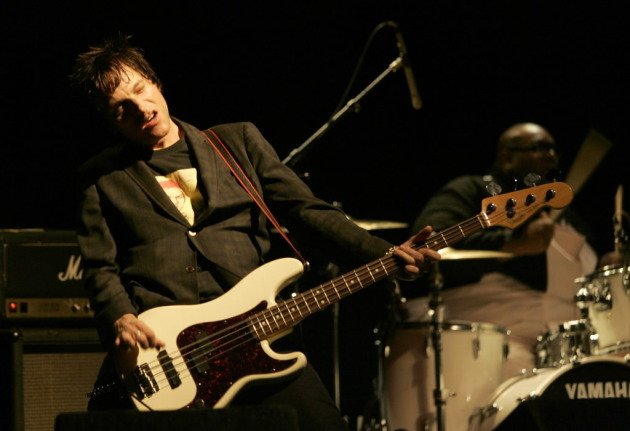 Tommy Stinson will return to First Ave and frontmandom next weekend. / Photo by Jeff Wheeler