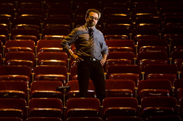 Steve Barberio's team took over the Loring Theater last summer. / Star Tribune file