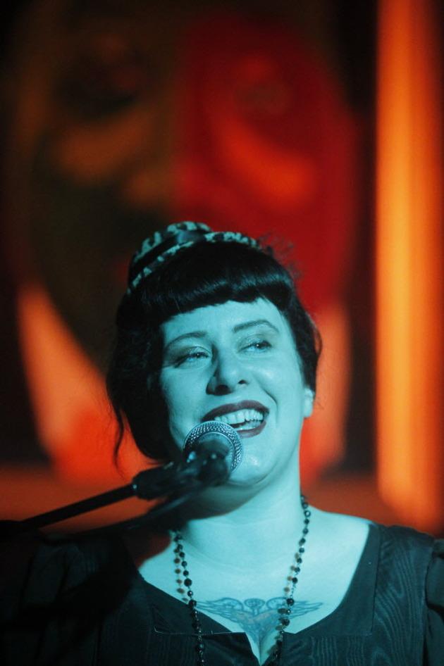 Davina Sowers will be among Sunday's performers at the Dakota. / Star Tribune file