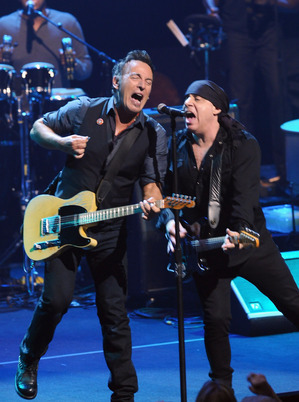 Springsteen & E Street do SXSW. / Photo courtesy Shore Fire Media