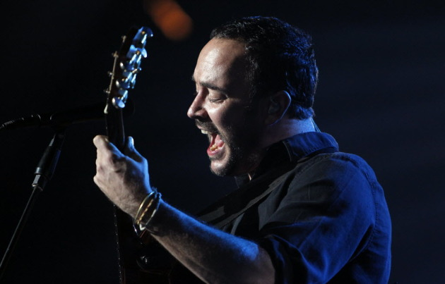If rumors hold true, Dave Matthews will be serenading fans June 24 on Harriet Island for Live Nation's festival. / Star Tribune photos by Carlos Gonzalez