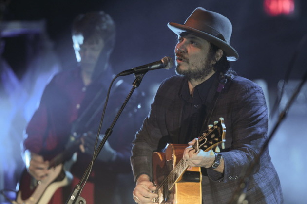 Wilco's two-night stand at the State Theatre in December was memorable, but the band's 2007 gig at Duluth's Bayfront Park was unforgettable. / Jeff Wheeler, Star Tribune