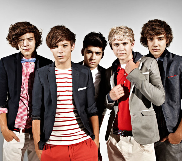 One Direction Photos July 2012