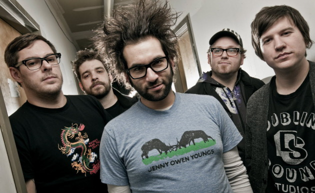 Motion City Soundtrack signed to Epitaph in 2003 -- and again in 2012. / Carloz Gonzales, Star Tribune
