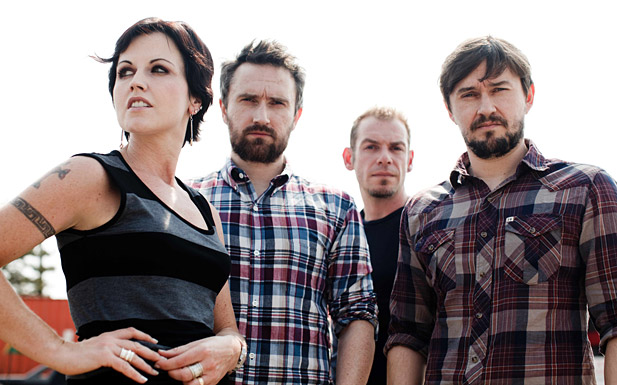 The Cranberries' Delores O'Riordan had seriously better start watching what she eats.