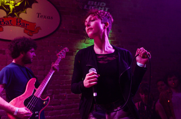 Poliça at South by Southwest: definitely more exciting than watching paint dry. / Tony Nelson photo