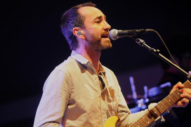 James Mercer debuted the new Shins lineup at South by Southwest in March. / Tony Nelson photo