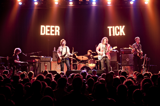 Deer Tick played its first-ever headlining set at First Ave on Thursday. / Photos by Leslie Plesser