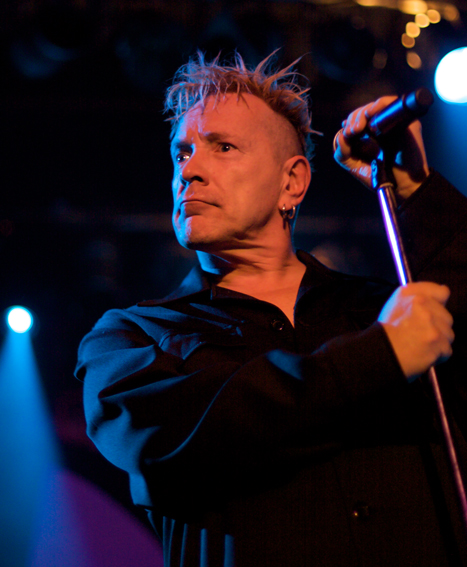 Johnny Lydon (aka Rotten) has been performing again sporadically with PiL since 2010. / Viliam Hrubovcak, Public Image Ltd 2010