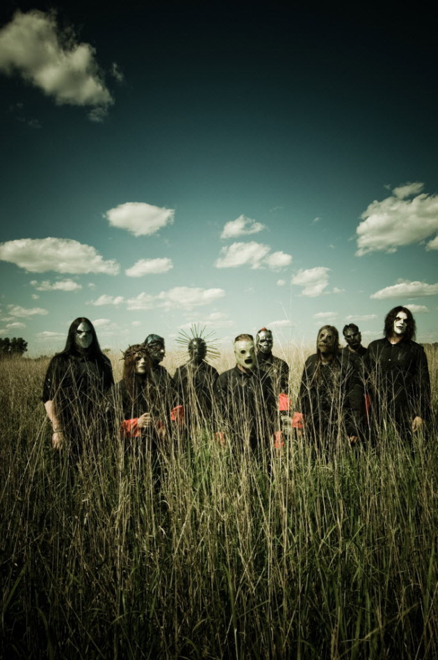 Slipknot will raise its new field of dreams Saturday in Somerset, Wis.