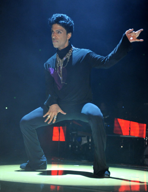 Prince performed in Sydney, Australia, in May. / Associated Press photo