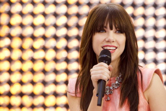 Carly Rae Jepsen also performs Oct. 20 at Target Center with Justin Bieber. / Charles Sykes, Associated Press