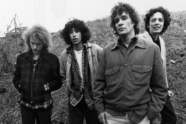 The Replacements shortly after Slim Dunlap, right, joined. / Dan Corrigan photo