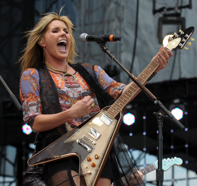 Grace Potter / AP Photo, Matt Smith