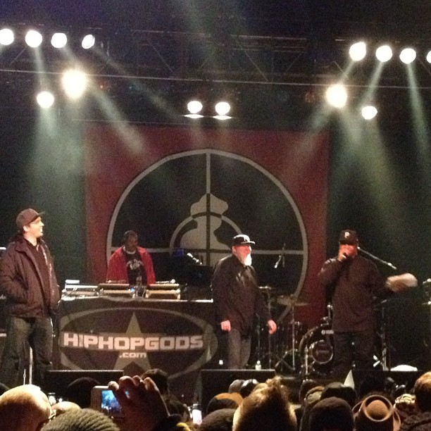 Slug and Brother Ali with PE.