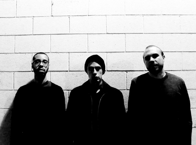 Mixed Blood Majority, from left: Joe Horton of No Bird Sing, Crescent Moon of Kill the Vultures, Lazerbeak of Doomtree.