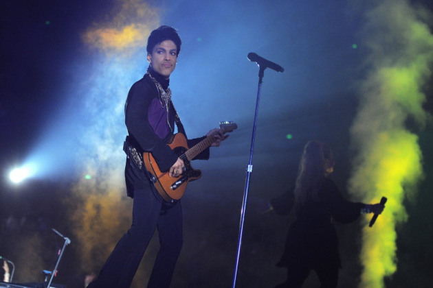 Prince performed in Sydney and other Australia cities last year as well as Chicago. / AP Images for NPG Music