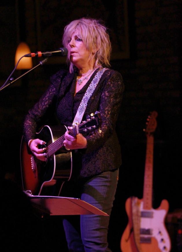 Lucinda Williams is in the midst of a five-night stand at the Dakota. / Tom Wallace, Star Tribune