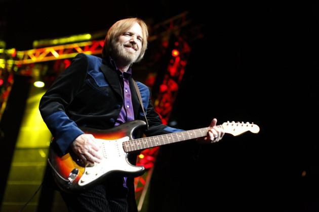Tom Petty and his Heartbreakers last played here in June 2010 at Xcel Energy Center. / Jerry Holt, Star Tribune