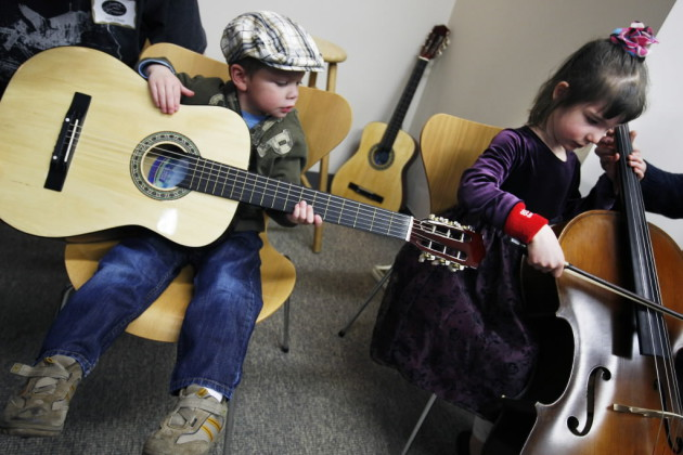 Past years' Rock the Cradle participants might be next year's headliners. / Star Tribune file