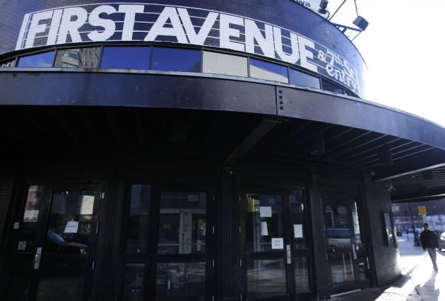 First Avenue will keep its bands indoors this summer. / Star Tribune file