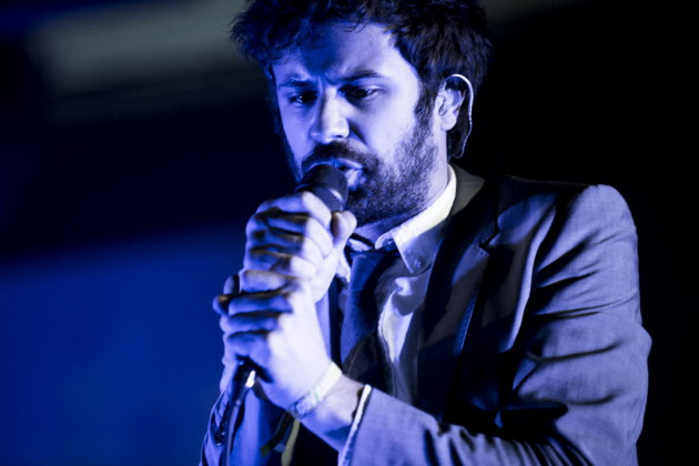 Michael Angelakos of Passion Pit can get closer to the birds he sings like during this year's Summer Set festival. / Chad Bakta, Associated Press