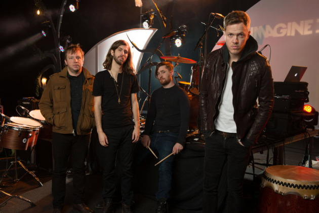 Imagine Dragons will jump from the Varsity Theater in March to Roy Wilkins Auditorium on Sept. 30. / Al Powers, Associated Press &amp; Invision