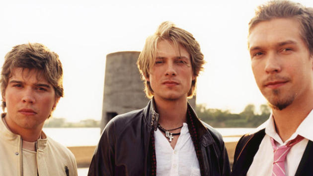 "All grown up -- or at least past puberty -- ""MMMBop"" sibling band Hanson will play the fair's bandshell Aug. 26-27."